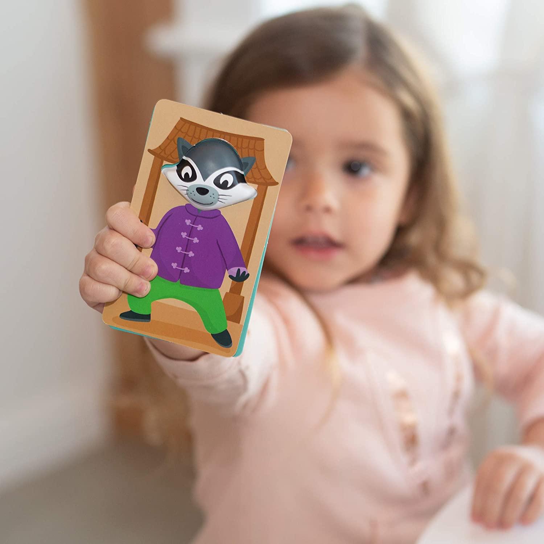 Learning Resources Raccoon Rumpus Game