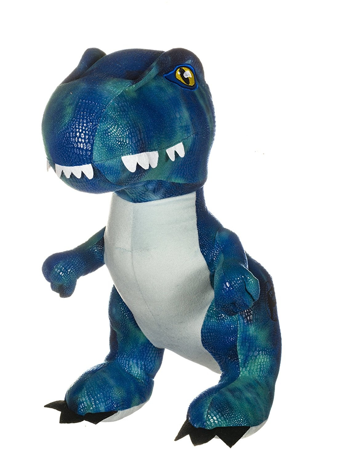 Aurora Monkey Stuffed Animal, Jurassic World Plush Blue Raptor Toys For Babies Toddlers And Kids Whirli Toy Sharing Subscription Box Whirli