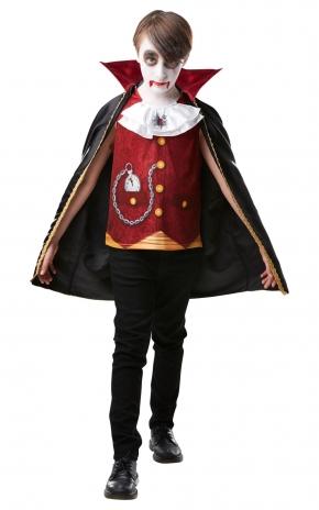 Vampire Boy - Small Costume